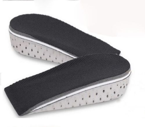 FVYVL Women Men Unisex Insole Heel Lift Shoes Pad Cushion Elevator Taller Height Increase
