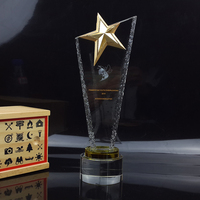 Professional Custom Star Trophy Awards for International Film Festival Souvenirs