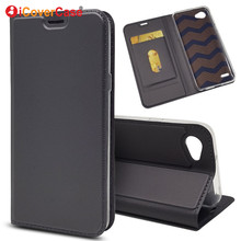 Fashion Leather Flip Case Coque For LG Q6 Q 6 Cases Wallet Cover Mobile