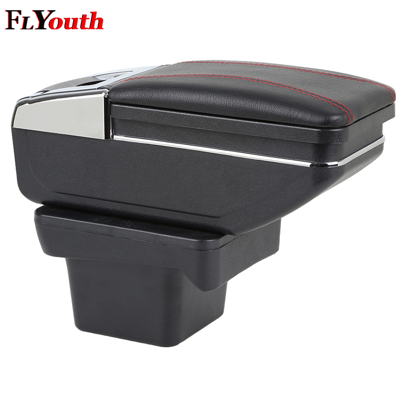 For Volkswagen Touran 2016 2017 2018 Car Armrest Box Central Store Content Box Products Interior Armrest