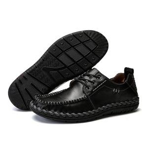 Image 5 - Mynde 2018 Mode Komfortable Casual Schuhe Müßiggänger Männer Schuhe Qualität Aus Echtem Leder Schuhe Männer Wohnungen Heißer Verkauf Mokassins Schuhe