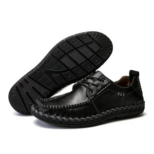 Image 5 - Mynde chaussures mocassins en cuir véritable de qualité pour homme, confortables, 2018, mode, chaussures décontractées, chaussures plates pour homme