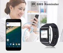 Venta! sincronización de reloj smart watch gt08 notificador con tarjeta sim bluetooth para dispositivos portátiles de apple teléfono huawei android smartwatch