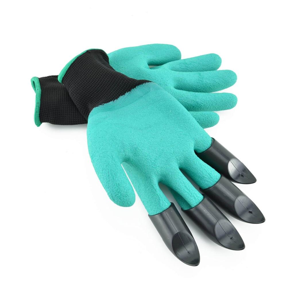 Перчатка для работы в саду и огороде Garden Genie Gloves в Харькове