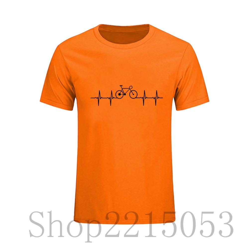 Mountain Biking t shirt Men Punk Black Tops Hipster Cotton MTB Cycle T-Shirt Short Sleeve male TShirts Adult KTM Fahion biking Футболка
