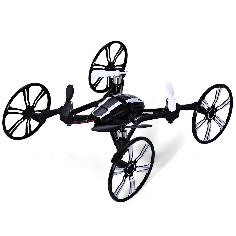 2.4G 6-Axis Gyro Mini Drone con la cámara HD 3D Flips 360 Degree - Juguetes con control remoto
