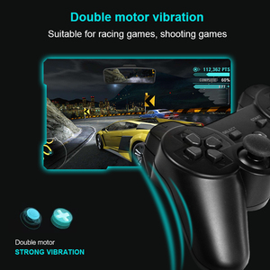 Image 2 - DATA FROG 2,4G беспроводной геймпад для PS3/PS2 игровой джойстик геймпад для ПК джойстик игровой контроллер для Android смартфон/ТВ коробка