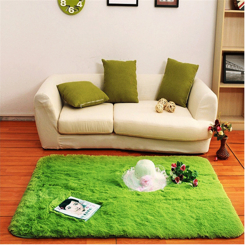 Arsmundi 80x120CM Soft Plush Carpets For Living Room Home Bedroom Rugs And  Carpets Table Area Rug Shaggy Children Play Mat In Carpet From Home U0026  Garden On ...
