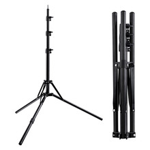 Tripod Light Stand &1/4 Screw portable Head Softbox For Photo Studio Photographic Lighting Flash Umbrellas Reflector