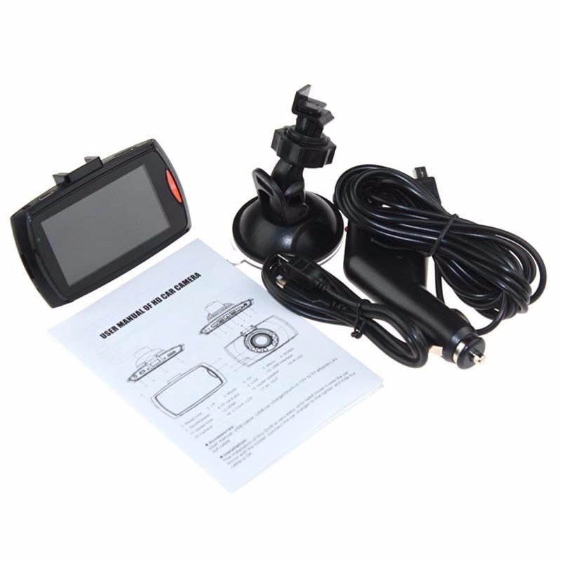 G sensor в видеорегистраторе 2g 4g 8g