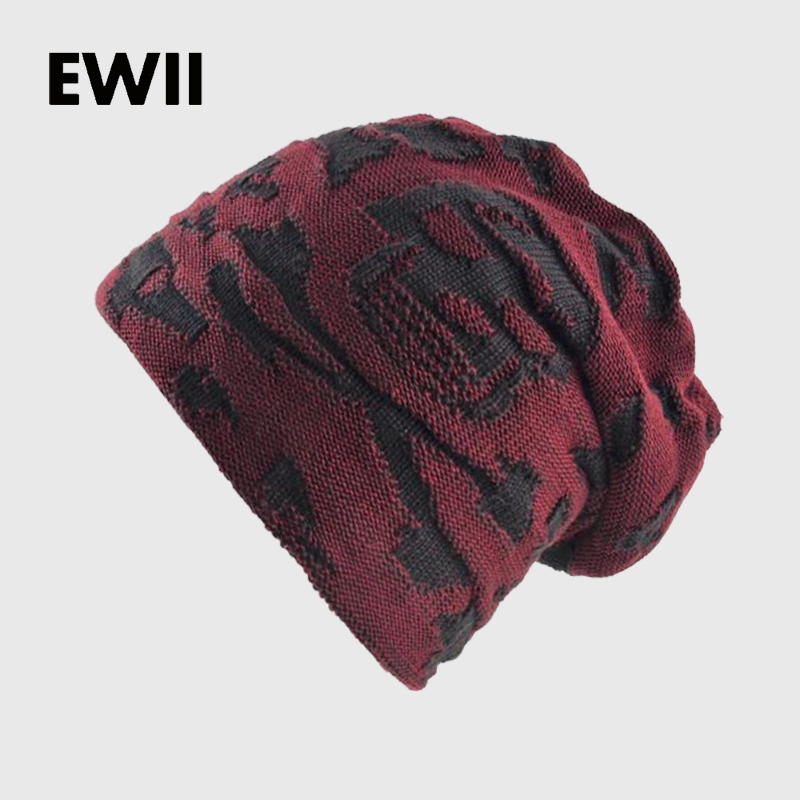 Winter   beanie   skull cap men wool hat gorro   skullies     beanies   hats for men knitted hats boy casual bonnet caps bone feminino