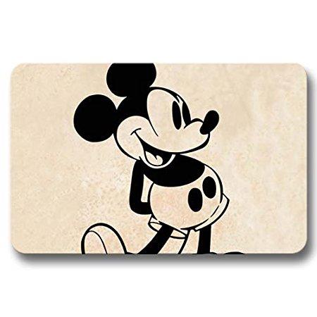 Mickey mouse alfombra compra lotes baratos de mickey - Alfombras mickey mouse ...