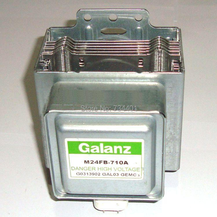 US $30.2 |Galanz microwave oven accessories magnetron M24FB 710A-in on