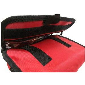 Image 4 - 접이식 방수 휴대용 야외 자동차 응급 처치 키트 여행 또는 캠핑에 응급 처리를위한 접을 수있는 고용량 가방