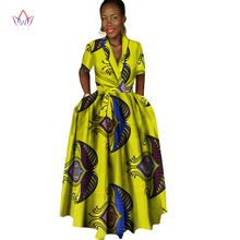 African Maxi Dresses for Plus Size women