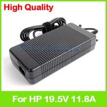 19,5 V 11.8A 230 W адаптер переменного тока для ноутбука hp Зарядное устройство PA-1231-66HJ 593534-001 608432-001 608432-003 ADP-230DB B 609946-001