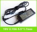 19 V 2.15A 40 W Cargador Adaptador de CA Para Portátil Acer Aspire One A150 D250 D150 D260 D270 W500 Chromebook C710