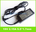 19V 2.15A 40W AC Adapter For Acer Laptop Charger Aspire One A150 D150 D250 D260 D270 W500 Chromebook C710