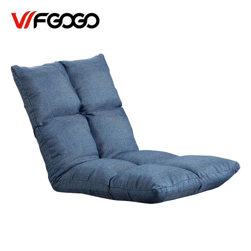 WFGOGO Folding <font><b>Sofa</b></font> Bed Furniture Living Room Modern Lazy <font><b>Sofa</b></font> Couch Floor Gaming <font><b>Sofa</b></font> Chair Adjustab Sleeping <font><b>Sofa</b></font> Bed