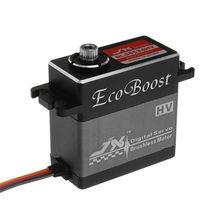 JX Ecoboost CLS6336HV 36 кг большой крутящий момент 180 градусов с ЧПУ цифровой coreless сервопривод для RC моделей вертолет Accs
