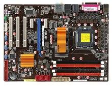 original motherboard for ASUS P5P43TD PRO DDR3 LGA 775 16GB P43 desktop motherboard Free shipping
