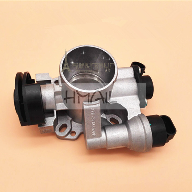 Automobile throttle valve for 371 engine throttle valve for chery qq kimo m1 371F-3765010BB