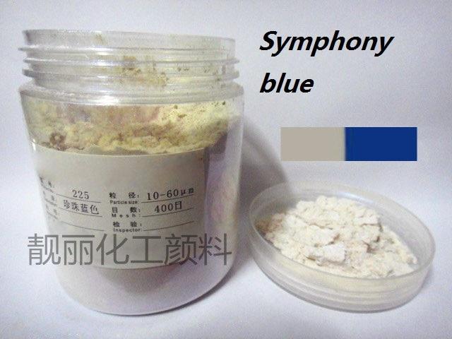 100 г перламутровый пигмент белая симфония Русалка пудра макияж тени для век акриловая краска мыло пигментный слюдяной порошок блеск для ногтей
