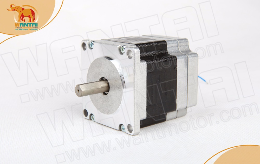 цена на (EU Ship & No Tax) Super 3D CNC Wantai Nema 17 Brushless DC Motor 4000RPM, 24VDC,78W,42BLF03 www.wantmotor.com