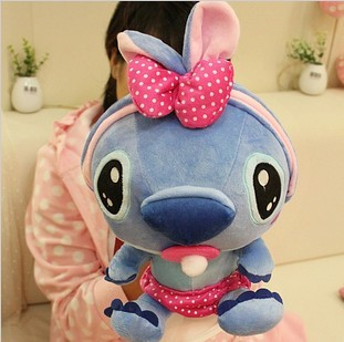 .baby/children/kid stuffed/Plush toy stich doll 3 kinds