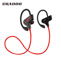 CBAOOO Wireless Bluetooth Earphones Headphone Sport Running Headset Stereo Blutooth Earbuds Handsfree With Mic Fone De