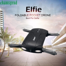 CHAMSGEND Modern JJRC H37 Altitude Hold w/ HD Camera WIFI FPV RC Quadcopter Drone Selfie Foldable Jan17