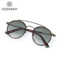 COLOSSEIN-Round-Tortoise-Sunglasses-Retro-Glasses-4