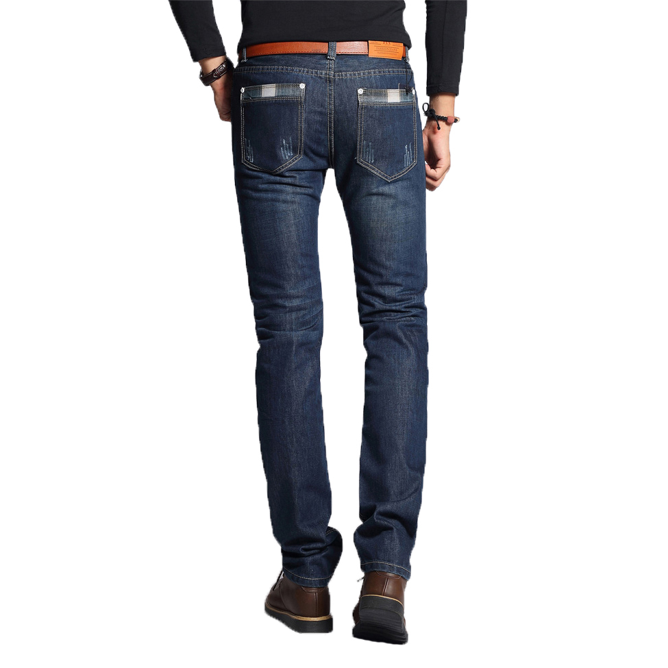 New Men's Fashion Hot Jeans For Young Men 1