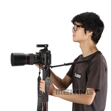 Light weight  Camera Video Shoulder Support holder Stand Rig Stabiliser for Canon Nikom DSLR Camera
