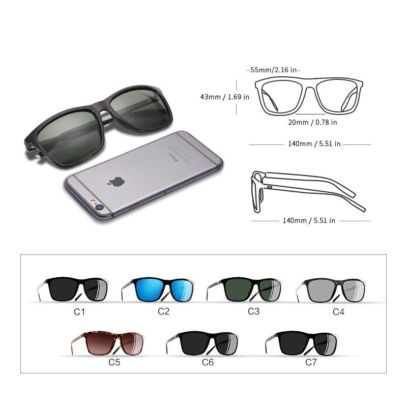 หุ้นจำนวนมาก Cafe แว่นตากันแดด UV400