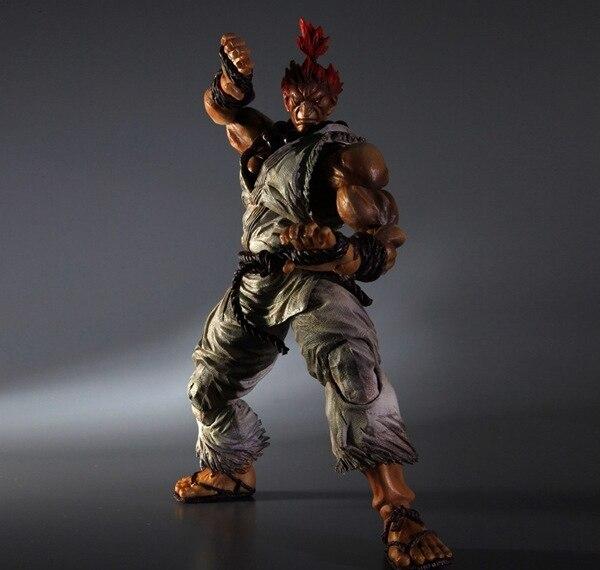 Фигурка Street Fighter 5 Акума 22 см