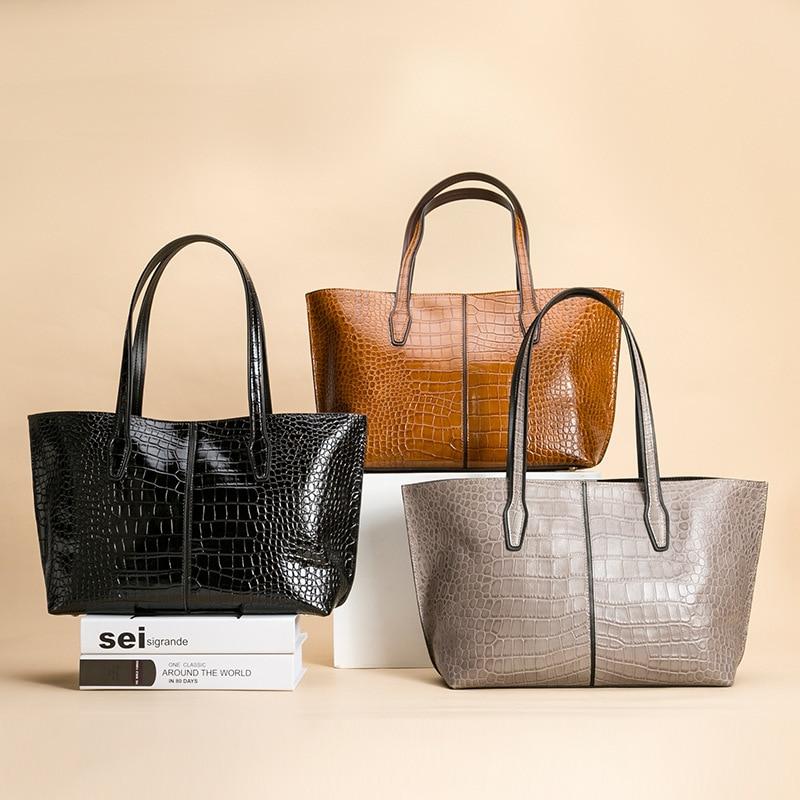 EVANMO Women's Fashion Shoulder Bag Handle Bag Leather Bag Lady Big Capacity Purse Tassel Leather Female Big Tote - 2