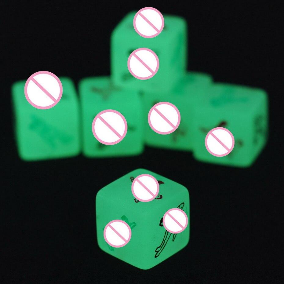 Эротические кубики светящиеся в темноте фото 131-701