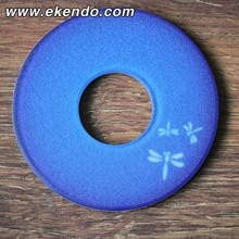 IKENDO. NET-SP052-Стрекоза двухслойная TSUBA-Kendo поставки Tsuba аксессуары Кендо