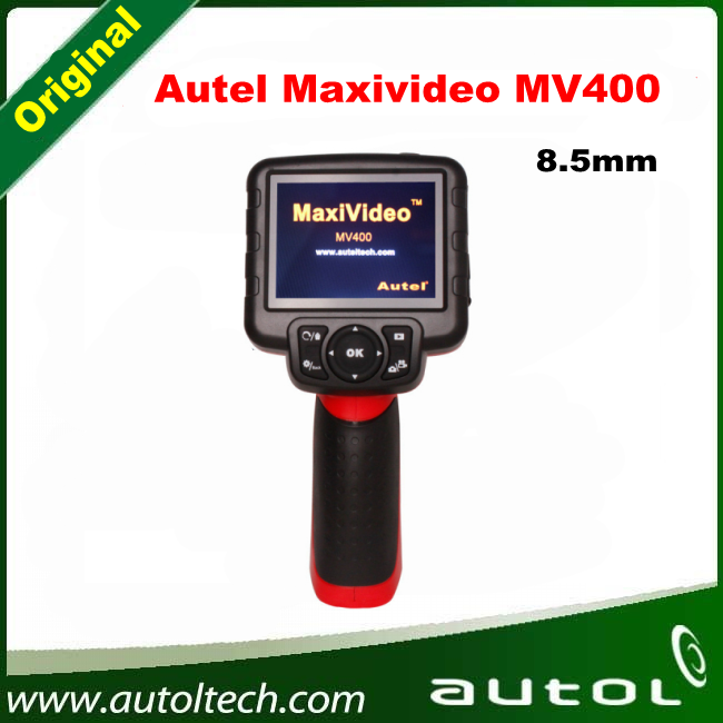 Best Quality !!! Autel MaxiVideo MV400 Digital Videoscope with 8.5mm Diameter Imager Head Inspection набор лезвий для ручного болтореза