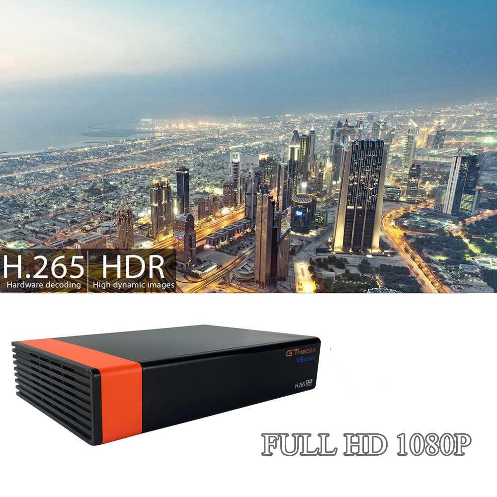 Bán Gtmedia V8 Nova Vệ Tinh Truyền Hình Được Xây Dựng Wifi 3 Năm Châu Âu Cline Dịch Vụ DVB-S2 H.265 GT Phương Tiện Truyền Thông v8 Nova