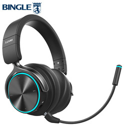 Q3 High Quality Over Ear Noise Canceling Mic Cordless Head Phones Stereo Wireless Bluetooth Headphone Headsets With Microphone