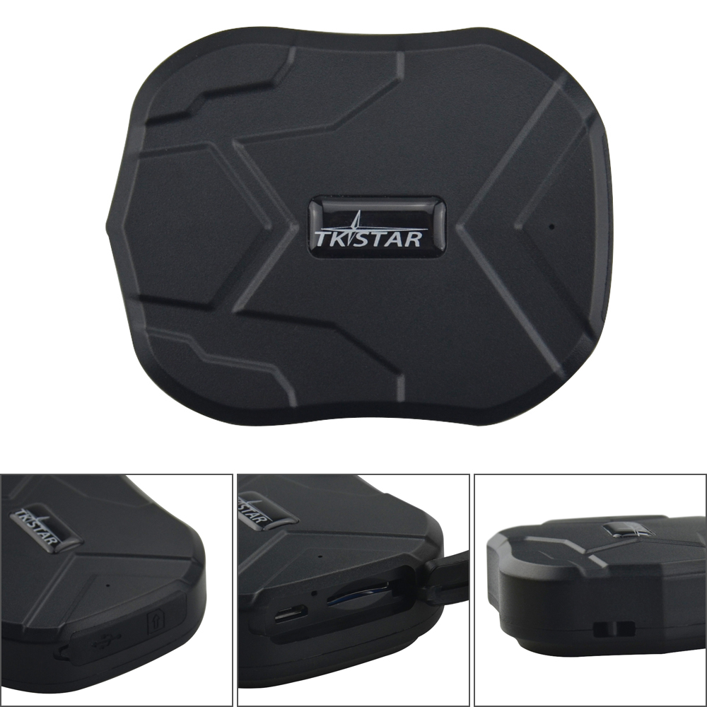 TK905 Waterproof TKSTAR Mini Hidden GPS Tracker GPS Locator for Truck Car Vehicle with Powerful Magnet