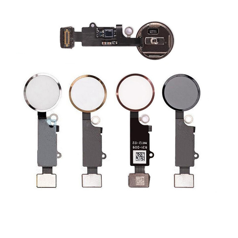 1pcs For IPhone 7 And 7 Plus Home Button Main Key Flex Cable Replacement