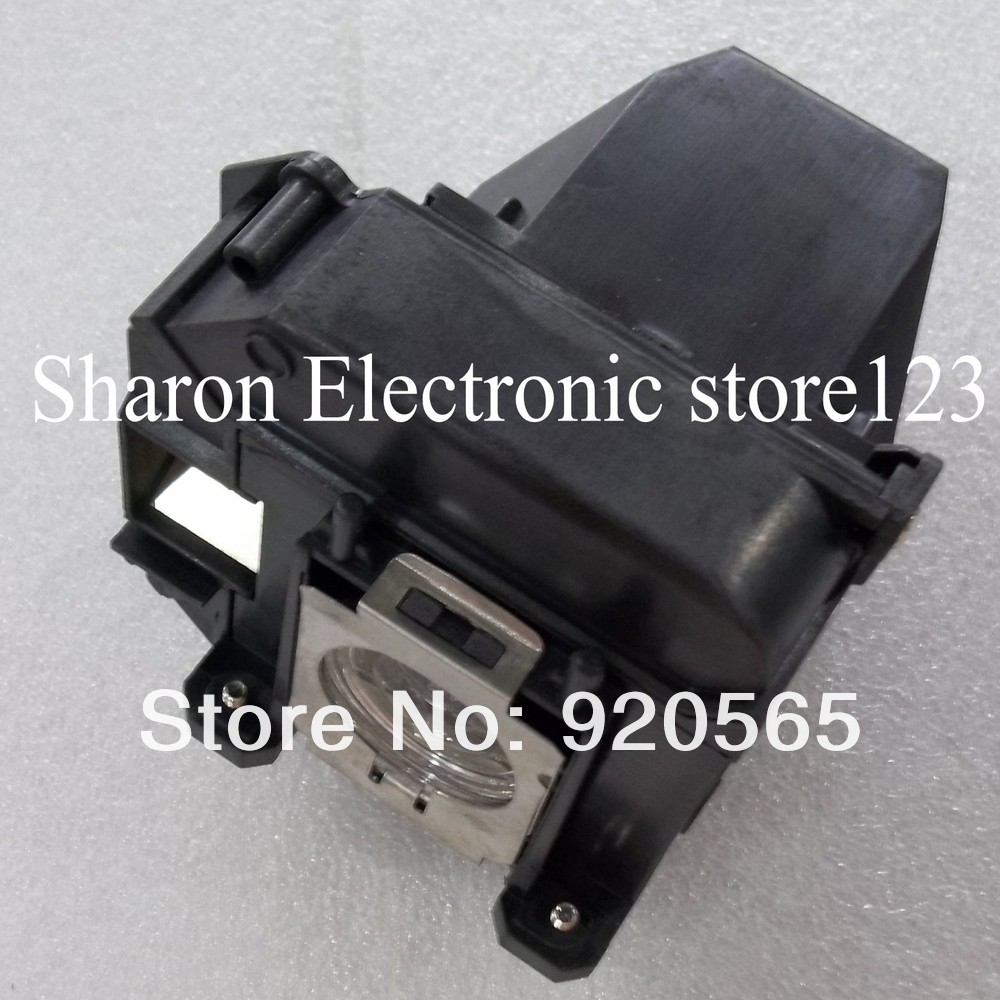 Free Shipping Brand New Replacement Lamp with Housing ELPLP50 For EB-824/EB-825/EB-826W/EB-84/EB-85 Projector free shipping new projector lamps bulbs elplp55 v13h010l55 for epson eb w8d eb dm30 etc
