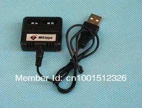 Free shipping Spare part Accessory for V911 , 2.4G, 4CH V911-21 Charger for new version WL V911 RC Helicopter