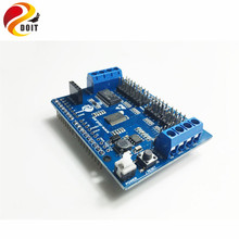 Official DOIT 2 Way Motor 16 Way Servo Shield Board Compatible with font b Arduino b