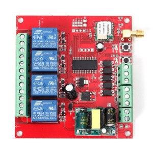 Image 5 - DC 9 38 V/AC 110 V 230 V Wifi Relais Schalter Multi Kanal Handy fernbedienung Netzwerk Modul Antenne Wireless Smart Home
