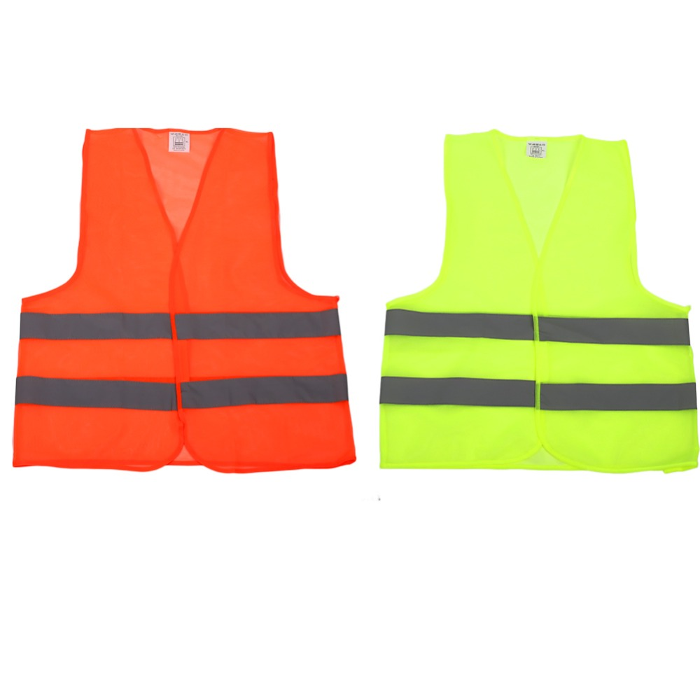Reflective Vest Safety Vest Premium Breathable High Visibility