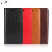 JDBLE Luxury Genuine Leather Case Mobile Phone Cowhide For Huawei Mate 7 9 S P8 P8